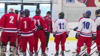 Stíhají mladí Češi zahraniční konkurenci? Jak se otrkat v mezinárodním hokeji?