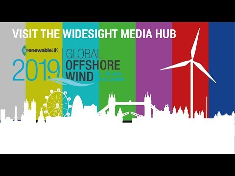 Have your say - visit the Media Hub at Global Offshore Wind 2019.