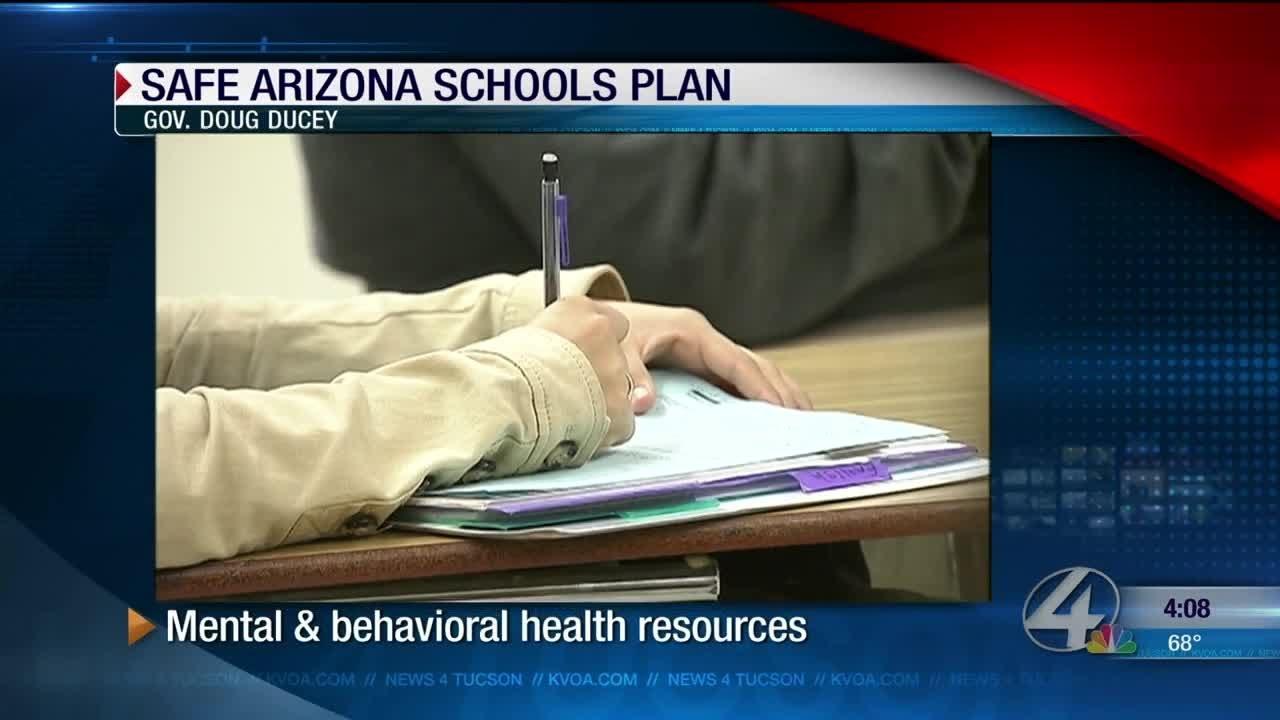 Safe Arizona Schools Plan | Office of Education