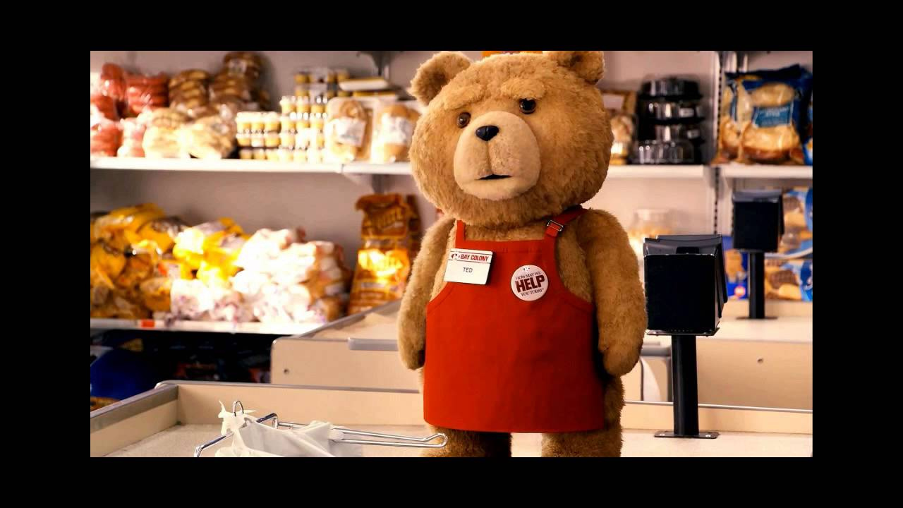 youtube ted movie