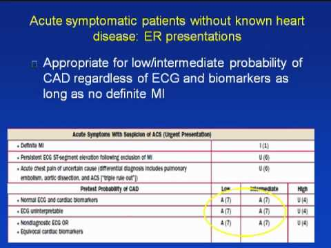 64   Coronary CT Not How, but Who    An Evidence Based Analysis thumbnail