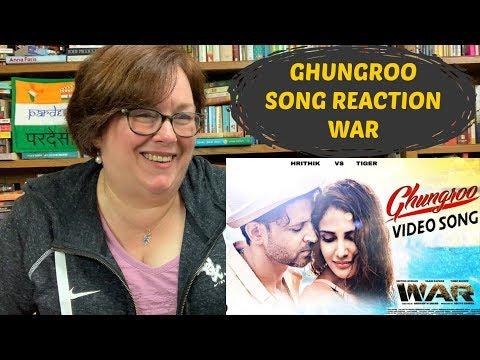 ghungroo-song-reaction- -hrithik-roshan- -vaani-kapoor