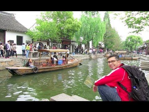 Shanghai Vlog: ZhuJiaJiao Water Town