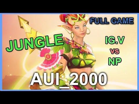 Aui 2000 Enchantress   NP vs IGV @ DAC 2017 - 7.04 Full Game