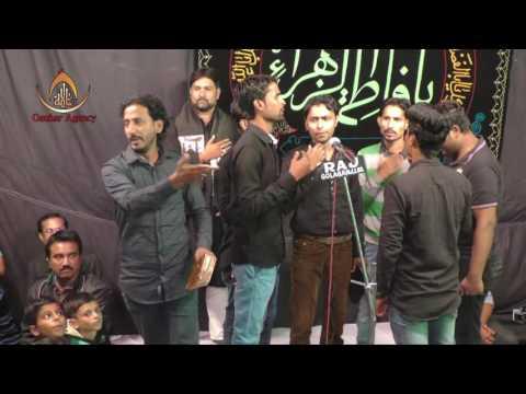 Anjuman-e-Husainiya, Faizabad 01 l Yade Shaheedane Karbala l Jafariya Squad, Lucknow l 2016-17