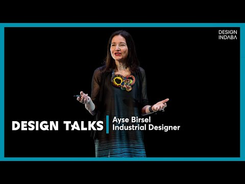 Ayse Birsel on designing a meaningful future for yourself