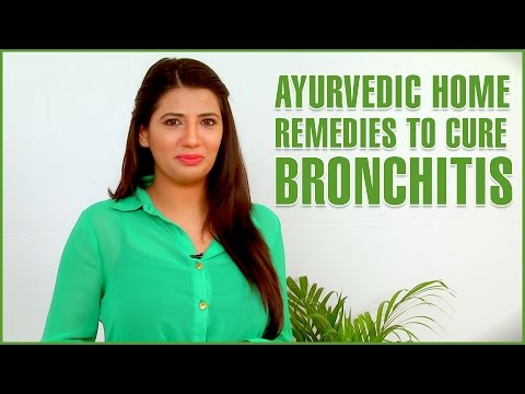 HOW TO CURE BRONCHITIS NATURALLY?