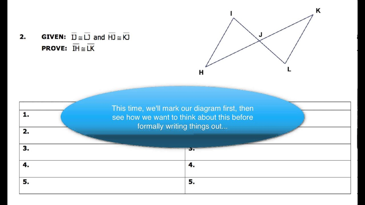 4 6 Triangle Proofs Cpctc