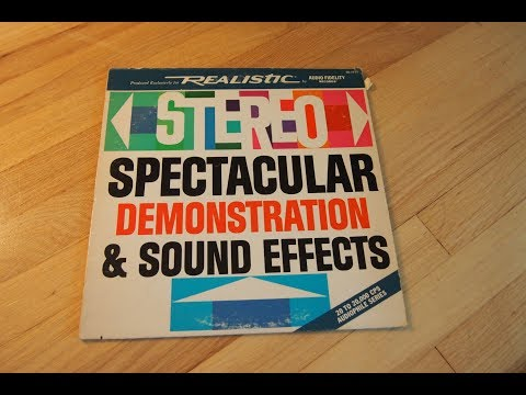 Audio Fidelity Records Stereo Spectacular Demonstration (Side 1)
