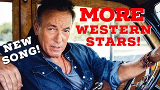 "Baixar Bruce Springsteen goes RHINESTONE COWBOY on his LIVE ""Western Stars"" Soundtrack!"