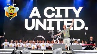 Prose Ft Manchester Survivors Choir A City United LIVE At Parklife Festival 9 6 18
