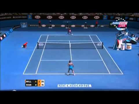 (HD) Ana Ivanovic vs Serena Williams Australian Open 2014 R4 - HIGHLIGHTS