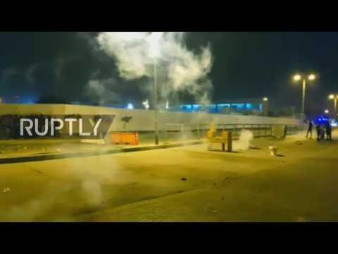 Bahrain: Clashes erupt after trial of Sheikh Isa Qassim postponed