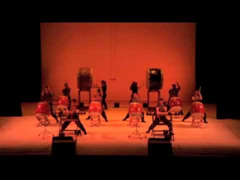WEST TERRITORY HAWAII TAIKO - 2014 IYE COMPETITION CHAMPIONS