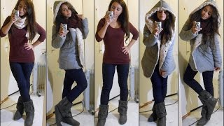 OUTFIT of the DAY - Winter is Coming!