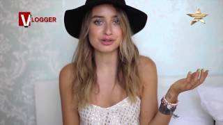 """Что носить осенью? - Sonya Esman в шоу """"Влоггер"""" на Fashion One"""