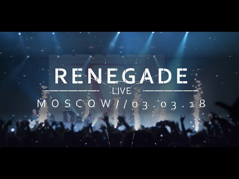 Hollywood Undead  Renegade: Live from Moscow  Video