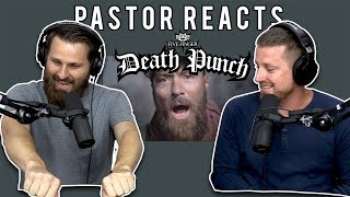 Download Pastor Reacts to Five Finger Death Punch // Wrong side of heaven Mp3 and Videos