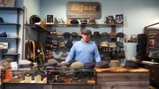 Кепки Zefear - Восьмиклинка, Гаврош, панама, шляпа