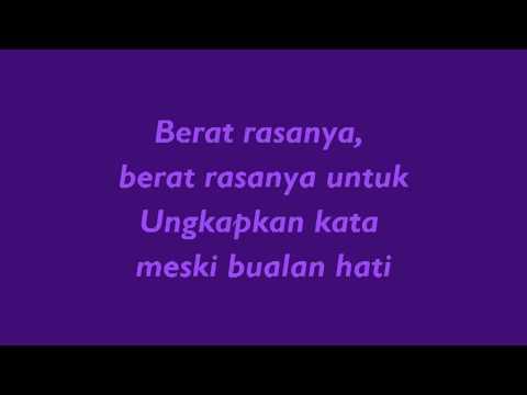 Ungu - Sayang - Lyrics -