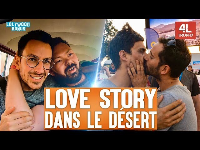 Love Story dans le Désert ❤️ Vlog 4L Trophy Part.2