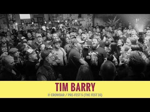 """Tim Barry """"Idle Idylist"""" @ PreFest 5 2017-10-26"""
