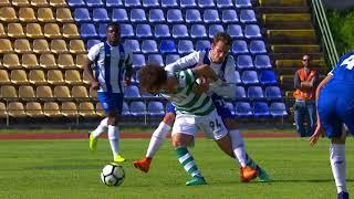 Futebol: FC Porto B-Sporting B, 0-2 (Ledman LigaPro, 34.ª jor., 16/04/18)