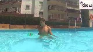 88- Rotadores de hombro en Piscina Poco Profunda PPP