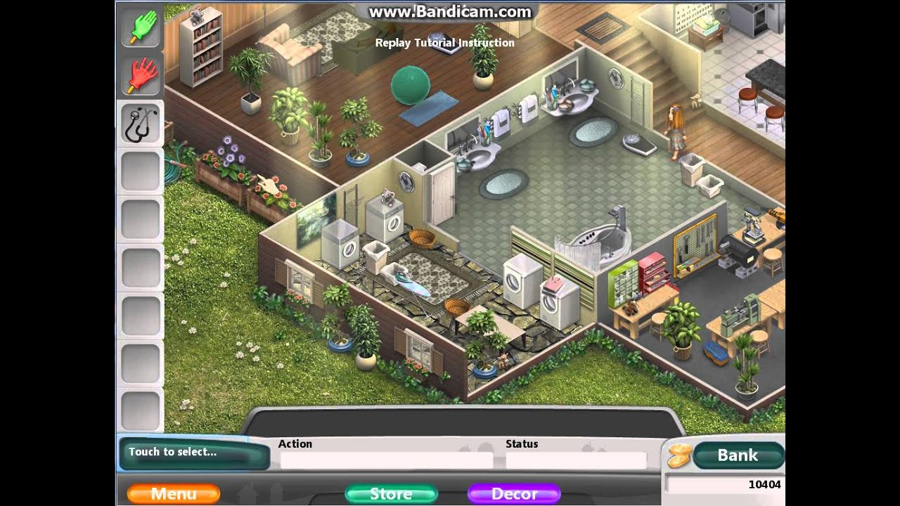 Virtual Families 2 Our Dream House Completed with 8 Female Adults - YouTube
