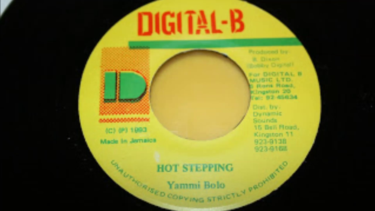 YAMI BOLO - HOT STEPPING  {BILLIE JEAN RIDDIM}