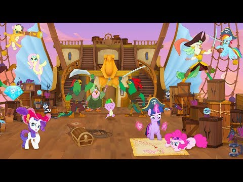 My Little Pony: The Movie (2017) 360º Pirates Image