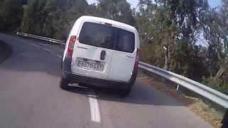 Mit der KTM 1190 Adventure in Spanien unterwegs
