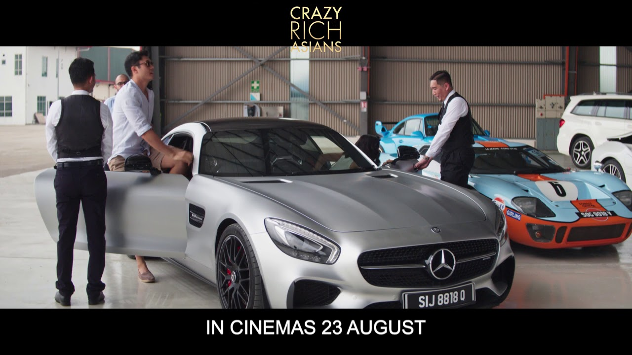 Download CRAZY RICH ASIANS – Trailer 1 Teaser