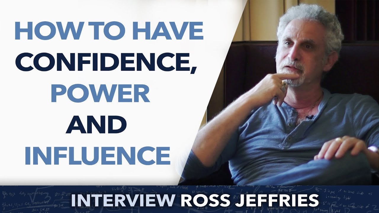 ross jeffries unstoppable confidence