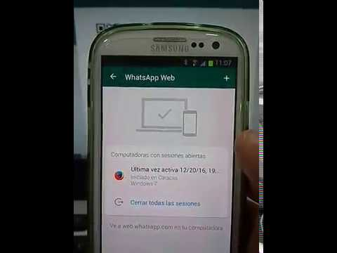 Como Cargar Whatsapp A Tu Pc Youtube