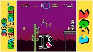 Banzai Riders | Super Mario World Hack