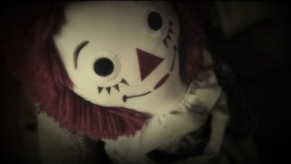 ANNABELLE The Haunted Doll...