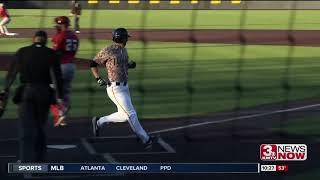 Nebraska baseball loses at Iowa on walk-off
