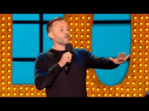 Geoff Norcott's Students Are Better Off Than Him | Live At The Apollo | BBC Comedy Greats