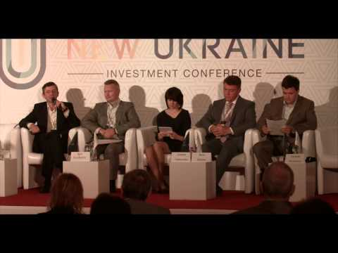 New Ukraine 2015 investment conference Kyiv