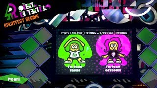 OCTOLINGS WILL RISE (SPLATFEST) - SPLATOON 2