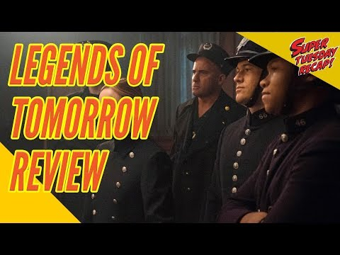 Legends of Tomorrow Review: S3E5 Return of the Mack