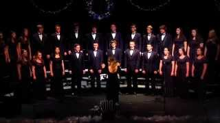 The First Noel - Dan Forrest - Blue Ridge High School Chamber Choir