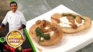 Sanjeev Kapoor Ke Kitchen Khiladi - Ep 2 - Paneer Tomatino and Kachori