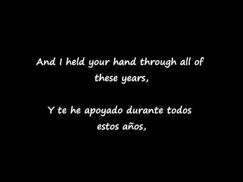 Evanescence - My immortal (Subtitulada en español e inglés)