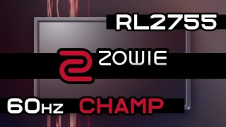 Benq Zowie RL2755 Review - May Be the Best Gaming Monitor for the Buck
