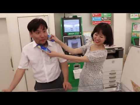 韓国人が大阪のファミマで食品テロ