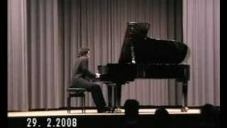 F.SCHUBERT, Impromptu No. 3 in G-flat major, op. 90 D 899