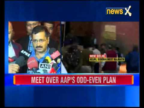 Odd-Even Plan May Spare Single Women Drivers: Arvind Kejriwal