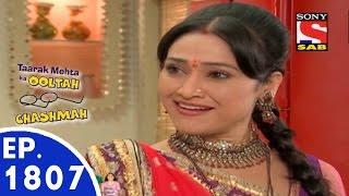 Taarak Mehta Ka Ooltah Chashmah - तारक मेहता - Episode 1807 - 17th November, 2015